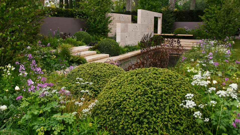 The M&G Garden by Andy Sturgeon – RHS Chelsea 2012