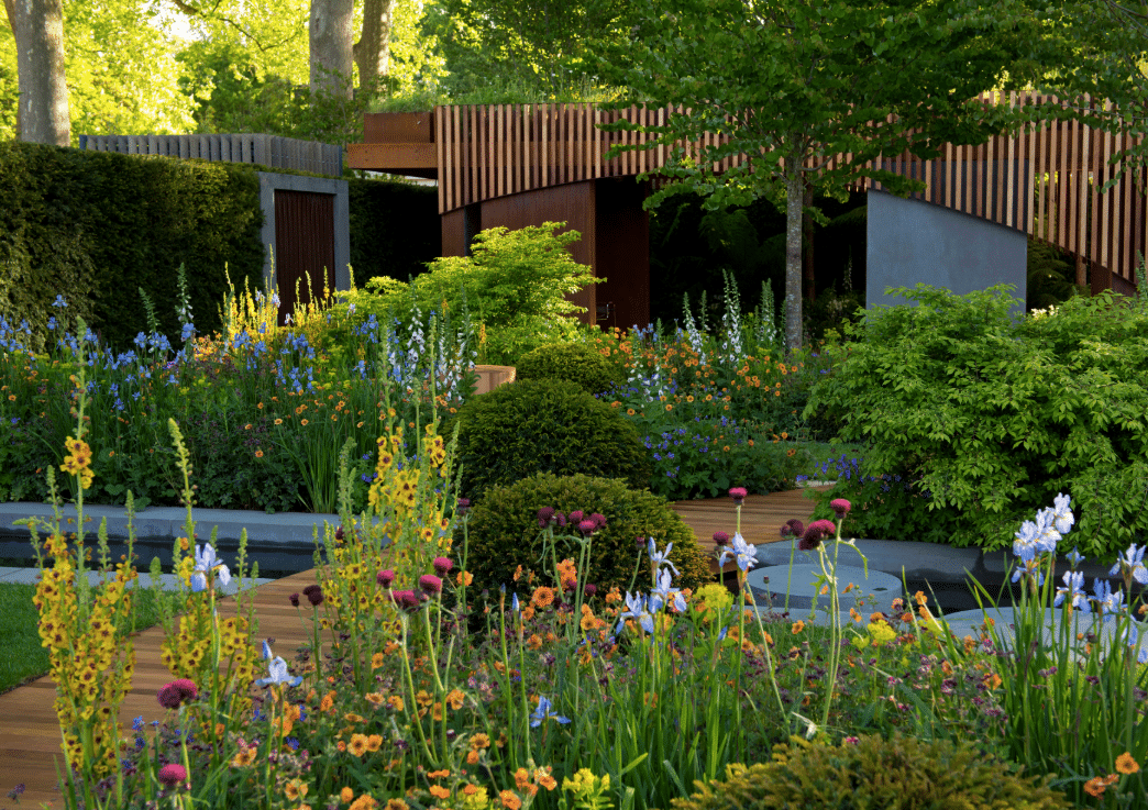 The Homebase 'Urban Retreat' Garden by Adam Frost – RHS Chelsea 2015